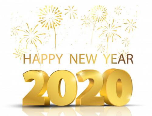 SRETNA NOVA 2020. GODINA